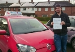 Michael Karchut passed with Craig Polles Driver Training
