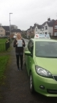 Michaela Warburton passed with Craig Polles Driver Training