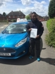 Micheal Chirwa passed with Craig Polles Driver Training