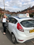 Michelle Hampton passed with Craig Polles Driver Training