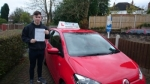 Mike Stoddard passed with Craig Polles Driver Training