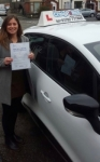 Molly Clark passed with Craig Polles Driver Training
