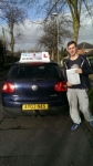 Nathan Baggaley passed with Craig Polles Driver Training