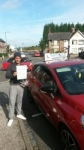 Neezam Ail passed with Craig Polles Driver Training