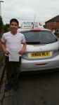 Ngoc Pham Thanh passed with Craig Polles Driver Training