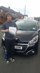 Niall Sephton passed with Craig Polles Driver Training