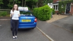 Niamh Leyland passed with Craig Polles Driver Training