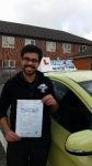 Nick Karunaratne passed with Craig Polles Driver Training