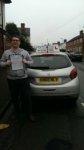Nick Leatherland passed with Craig Polles Driver Training