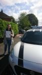 Nicola Ford passed with Craig Polles Driver Training