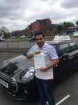 Nivin Jose passed with Craig Polles Driver Training