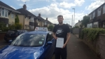 Oliver Jones passed with Craig Polles Driver Training