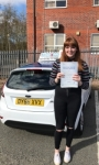 Olivia Day passed with Craig Polles Driver Training