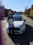 Olivia Fowell passed with Craig Polles Driver Training