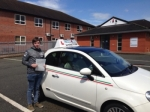 Olly passed with Craig Polles Driver Training