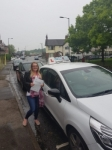 Nicole Key passed with Craig Polles Driver Training