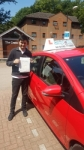 Hassan Hany passed with Craig Polles Driver Training