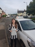 Bethany Pattie passed with Craig Polles Driver Training