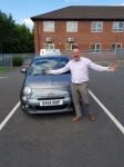 Paul Lees passed with Craig Polles Driver Training