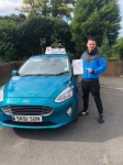 Ben Hankey passed with Craig Polles Driver Training