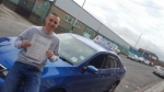 Ashley Taylor passed with Craig Polles Driver Training
