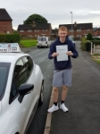 Jordan Porter passed with Craig Polles Driver Training