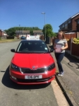 Paige Dale Denton passed with Craig Polles Driver Training