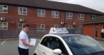 Patrick Beech passed with Craig Polles Driver Training