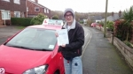 Paul Boon passed with Craig Polles Driver Training