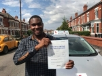 Peter Archer passed with Craig Polles Driver Training