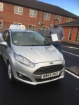 Qaisser Tikka passed with Craig Polles Driver Training