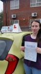 Rachel Edwards passed with Craig Polles Driver Training
