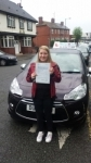 Rachel Saville passed with Craig Polles Driver Training