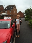 Rebecca Farnell passed with Craig Polles Driver Training