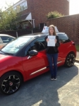 Rebecca Littleton passed with Craig Polles Driver Training