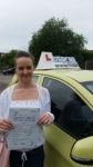 Rebecca Perry passed with Craig Polles Driver Training