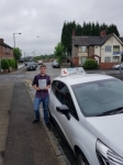 Rhys Nichols passed with Craig Polles Driver Training