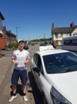 Robert Franklin passed with Craig Polles Driver Training