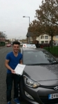 Rokan passed with Craig Polles Driver Training