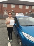 Rowen Seglah passed with Craig Polles Driver Training