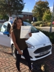Ruby Bansal passed with Craig Polles Driver Training