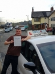 Ryan Denton passed with Craig Polles Driver Training