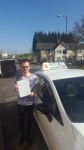 Ryan Hughes passed with Craig Polles Driver Training