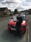 Ryan Wilson passed with Craig Polles Driver Training