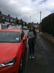 Saffie Buckley passed with Craig Polles Driver Training