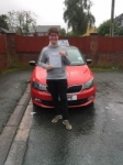 Sam Billinge passed with Craig Polles Driver Training