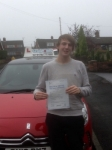 Sam Cooper  passed with Craig Polles Driver Training
