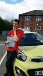 Sam Coppack passed with Craig Polles Driver Training