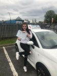 Sam Davey passed with Craig Polles Driver Training