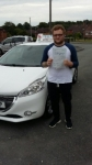Sam Davies passed with Craig Polles Driver Training